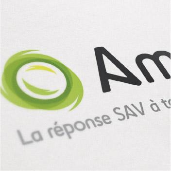 logo, amswer, graphiste freelance