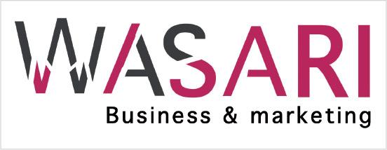 création logo, wasari, graphiste freelance