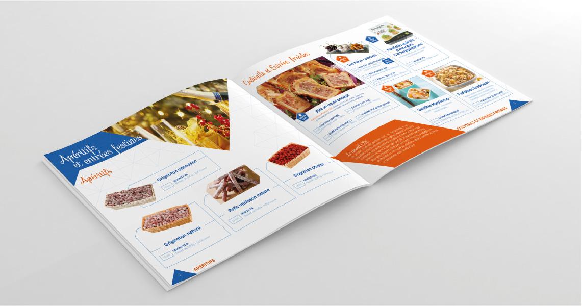 catalogue produit, CDC, graphiste freelance