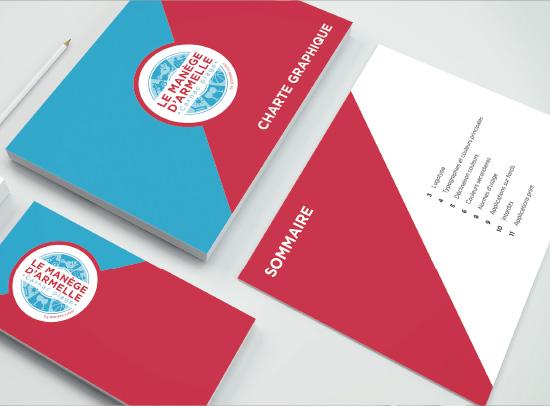 charte graphique, logo, identité visuelle, graphiste freelance