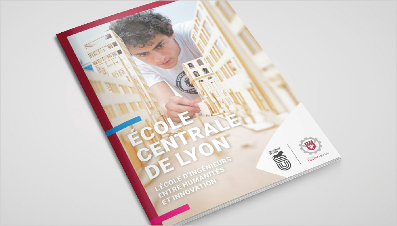 catalogue, école centrale de Lyon